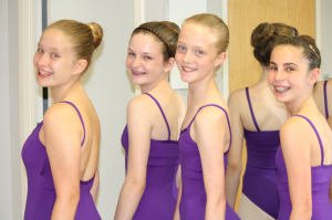 ballet classes gaithersburg